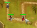Game Savior Tower Defense. Speel online