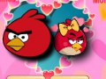 Game Angry birds.Save Your Love 2. Speel online