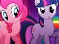 Game Friendship is Magic - little pony grote oorlog. Speel online