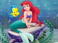 Game The Mermaid Coloring. Speel online