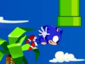 Game Flappy Sonic en Tails. Speel online