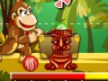 Game Donkey Kong Jungle Ball 2. Speel online