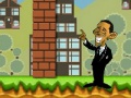 Game Mario vs Obama. Speel online