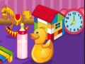 Game Lovely Baby Room Escape. Speel online