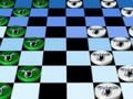 Game Checkers Koala . Speel online
